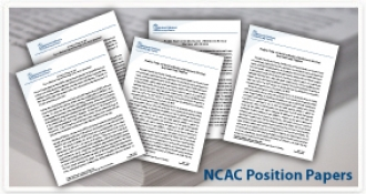 NCAC Position Papers