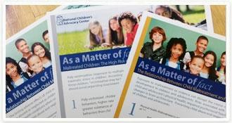 NCAC Fact Sheets
